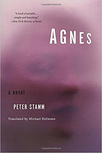 Agnes. Click on the book title to request this book at the Bill or Gales Ferry Libraries 5/17.