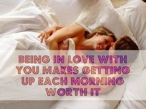 Romantic Good Morning Message for Girlfriend