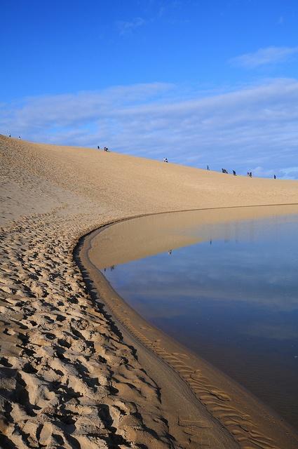 Tottori Sand Dunes, Japan