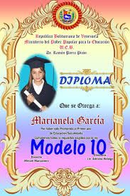 Resultado de imagen para marcos para diplomas de graduacion de secundaria