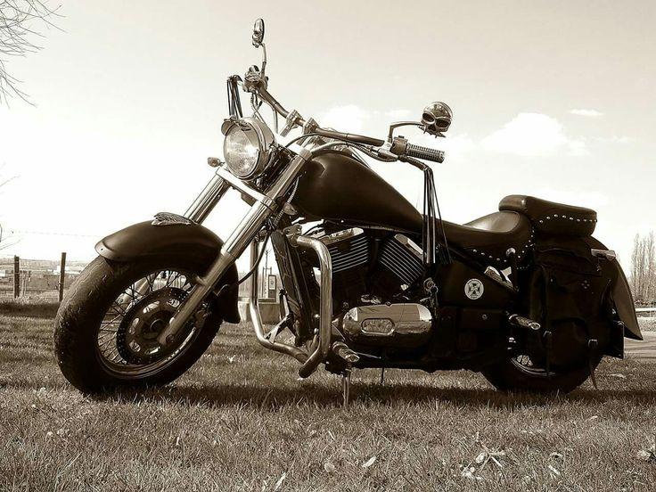 My bike .. kawasaki vulcan 800 1997