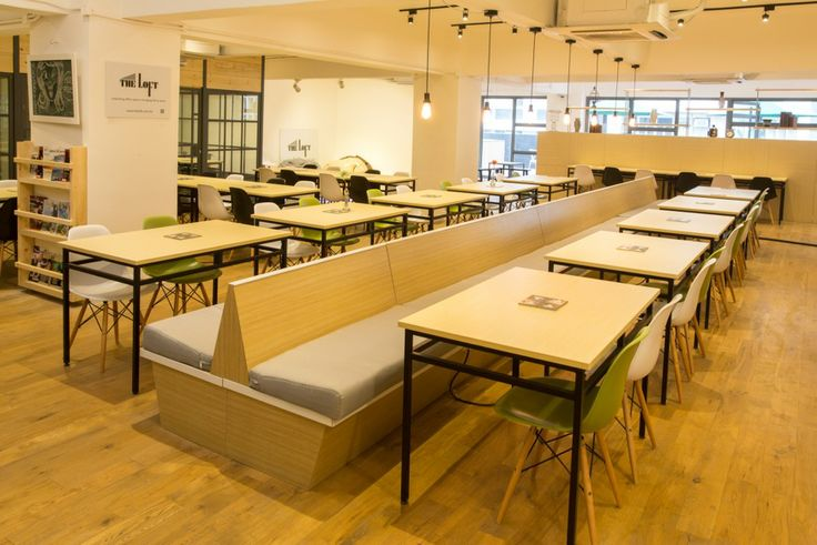 The Loft co-working space is located in 4/F, modern +stylish http://www.theloft.com.hk/