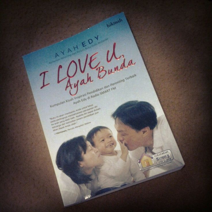 I Love U, Ayah Bunda by Ayah Edy