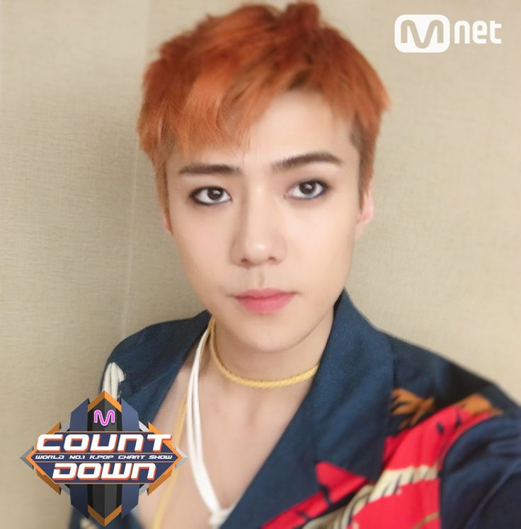170720 M CountDown Comeback EXO The War - Sehun