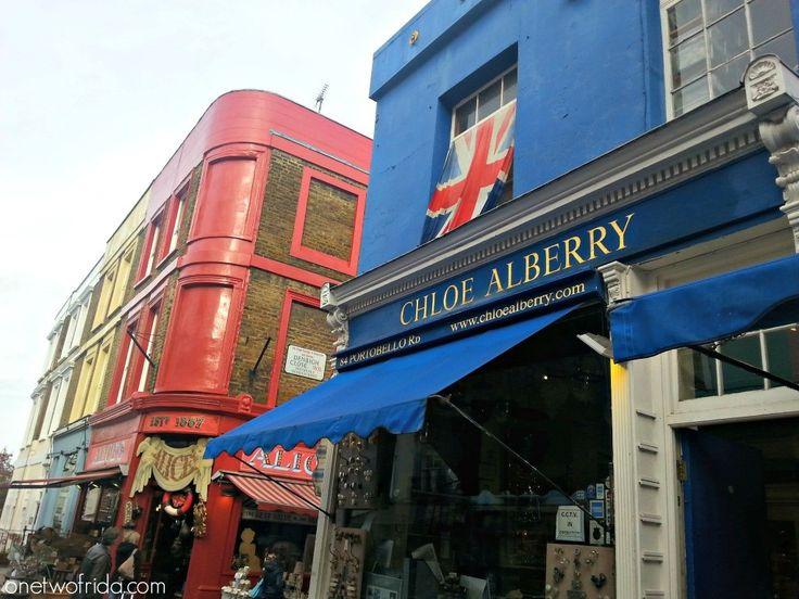 Portobello Road - Londra