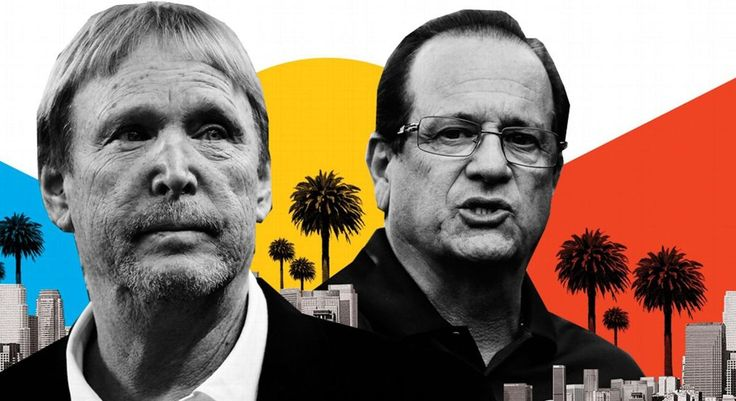 The real story behind NFL owners' battle to bring football back to Los Angeles