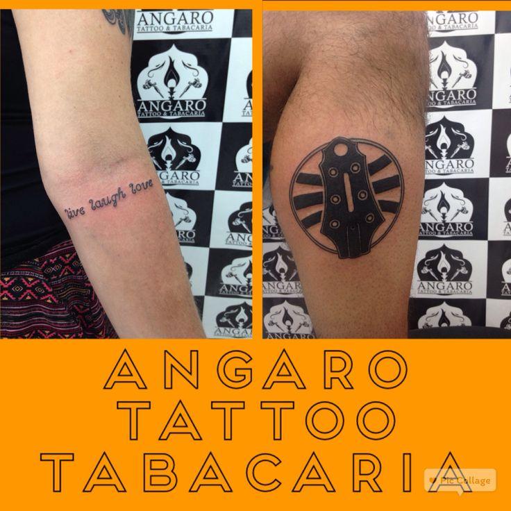 Tattoo Angaro