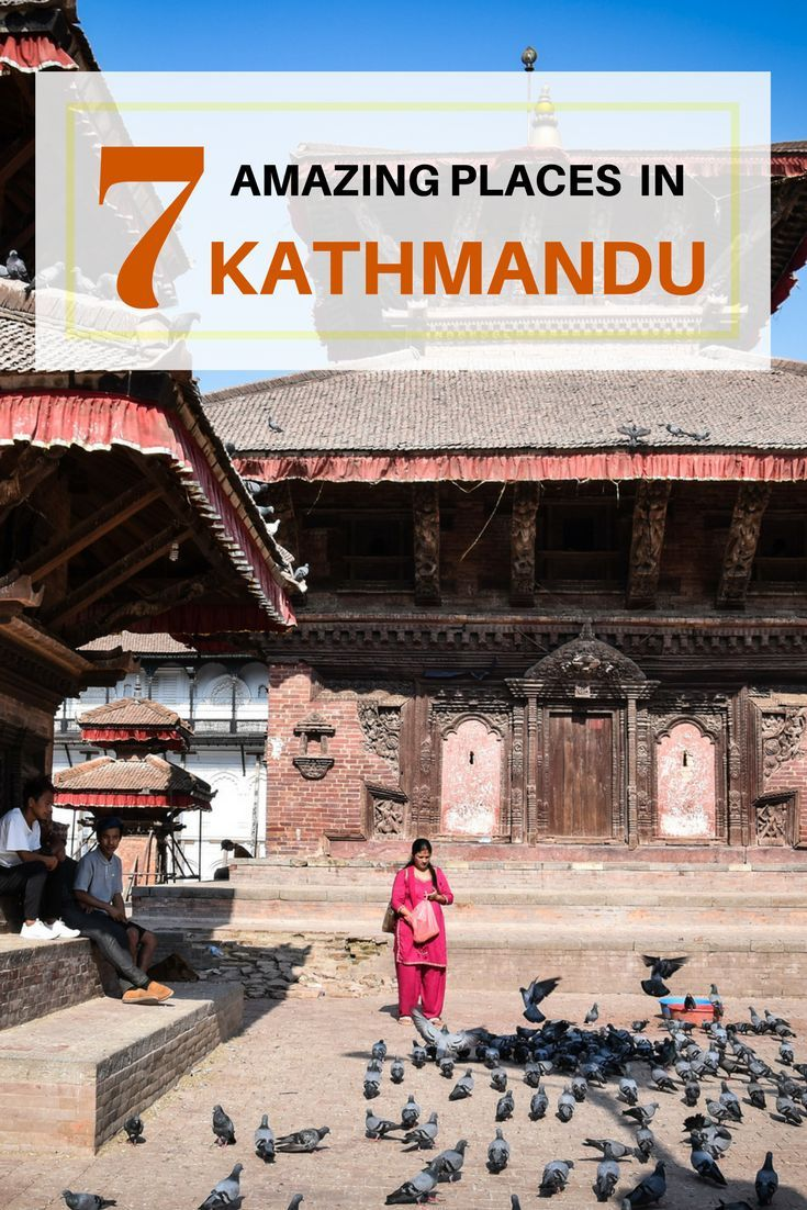 Despite the damages of 2015 earthquake, there are still plenty of amazingplaces to visit in Kathmandu, Nepal's capital. Let's help to get the country back on its feet! First visit can be overwhelming, but there are plenty of amazing places to visit in Kathmandu. Nepal's capital is dotted by temples and stupas. Here are 7 amazing places to discover when you visit Kathmandu #travel #nepal #kathmandu #asia