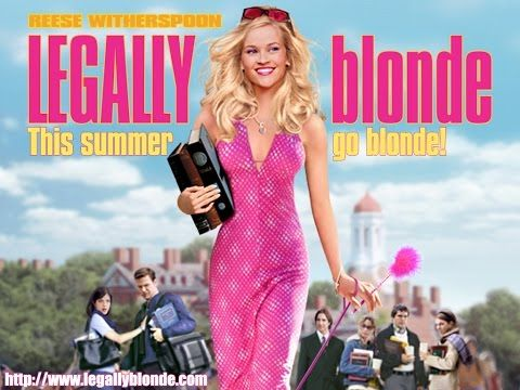 Legally Blonde Full Movie (2001) HD - YouTube