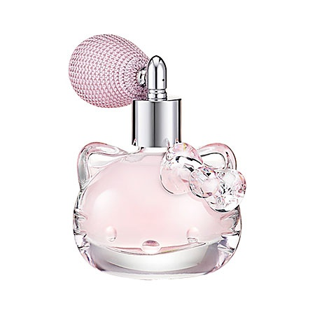 Hello Kitty - not gunna lie - I'd probably buy this just for the bottle - and of course I'd use the perfume too haha - but if your a hello kitty fan - you'd probably love this too!