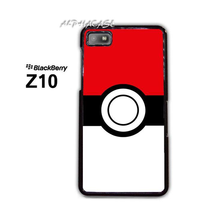 Pokeball BB BlackBerry Z10 Z 10 Case