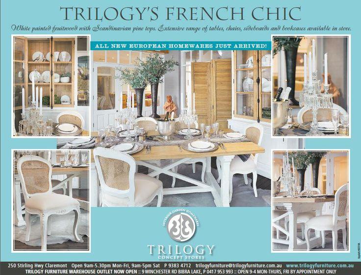 French Chic Range