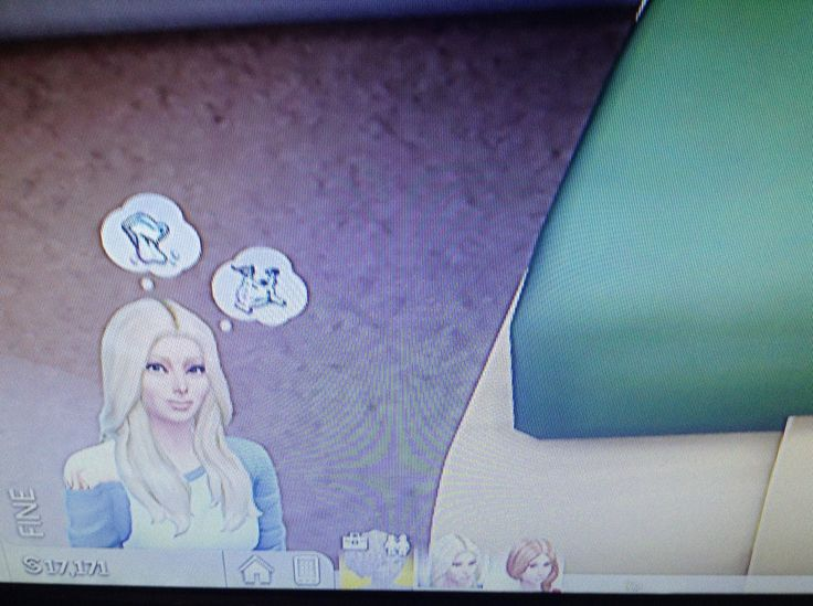 Yo I'm so mad I made all three of these sims. The one with the long blonde hair and the one at work I'm trying to get together. AND THEY KEEP GETTING EMBARRASSED AND TURNED DOWN BY EACHOTHER K ILL ME NOW