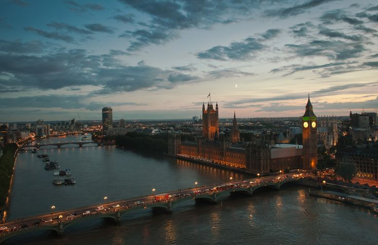 London by Max Markov on 500px