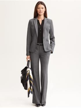 Fantastic Gray Blazer Black Pants Women Aliexpresscom  Buy Black  Grey