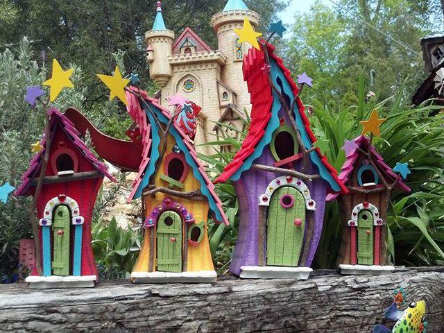 Sleepy Hollow Whimsical Fairy Garden in Blairsville, Georgia