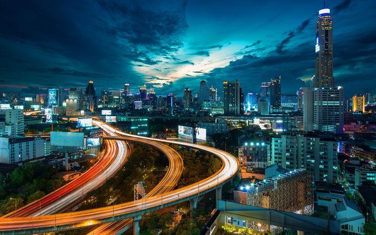Bangkok, Tayland'ın en büyük şehri ve başkenti... #travel #uzakdoğu #siamtur #siamturizm #fareast #bangkok #tatil #tur #tour #thailand #tayland