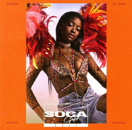 Soca music anthology.