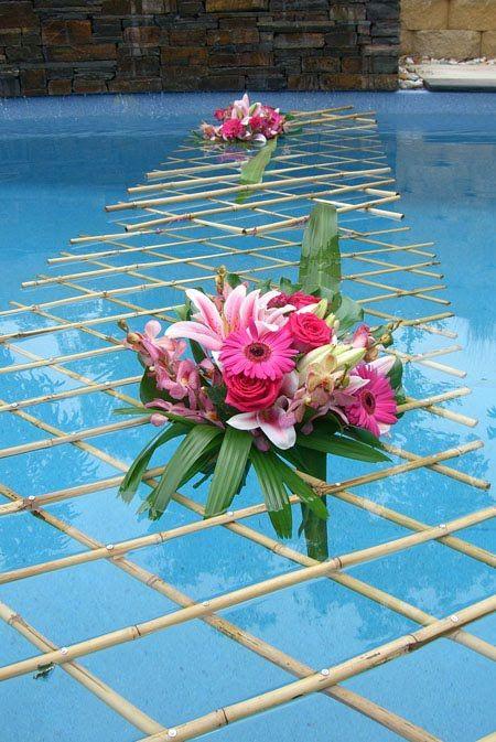 decoração de piscinas para festas - Pesquisa Google