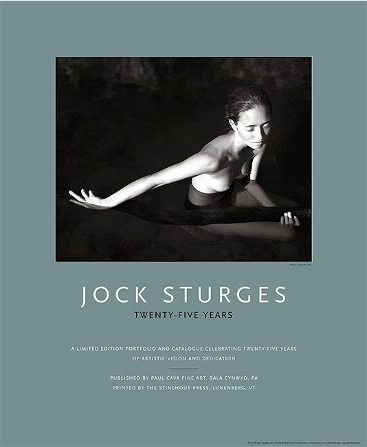 Jock Sturges Twenty-Five Years posterTwenty-Five YearsPoster