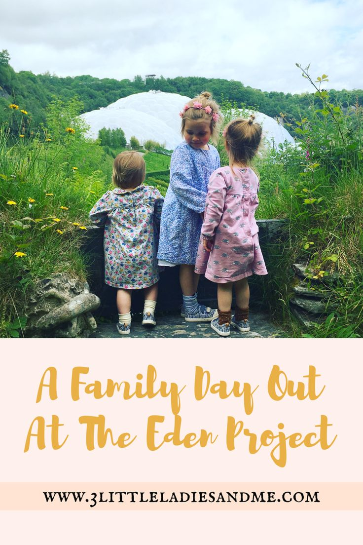 Are you looking for a family day out in Cornwall? Stuck for something to do in the school holidays? We highly recommend the Eden Project, with so much to explore and learn about there is something for everyone.  Read our full review and why we think it's a brilliant day out for children here:  http://www.3littleladiesandme.com/2017/06/a-family-day-out-at-eden-project.html