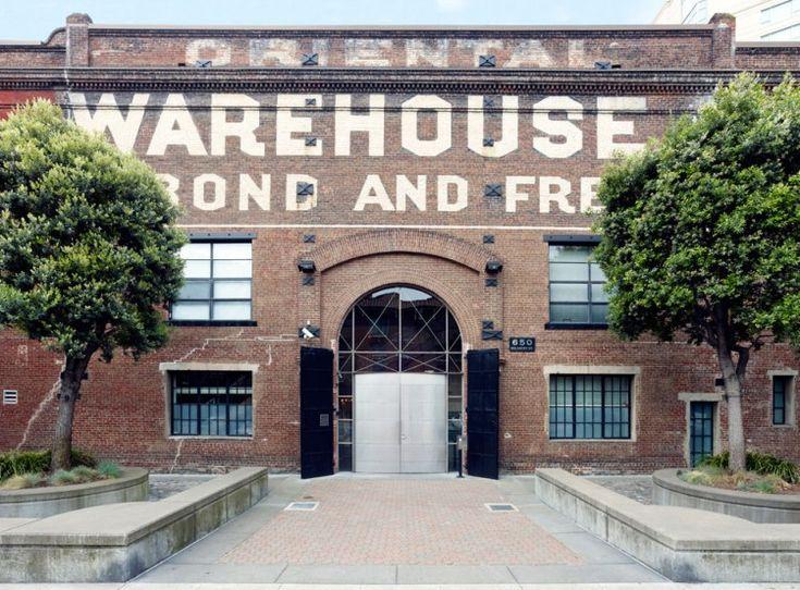 Warehouse Loft Renovation In San Francisco