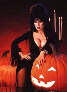 The Spooky Vegan: Happy Birthday, Elvira! aka Cassandra Peterson :)