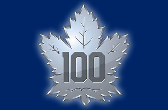id:F28FA69402A7491D87F3B8D1B764CBF02D8597F6 | Maple Leafs Unveil 100th Anniversary Logo, Announce Centennial Plans ...