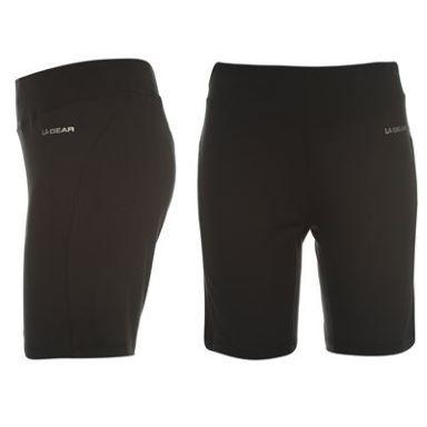 LA Gear Cycle Shorts Ladies - SportsDirect.com
