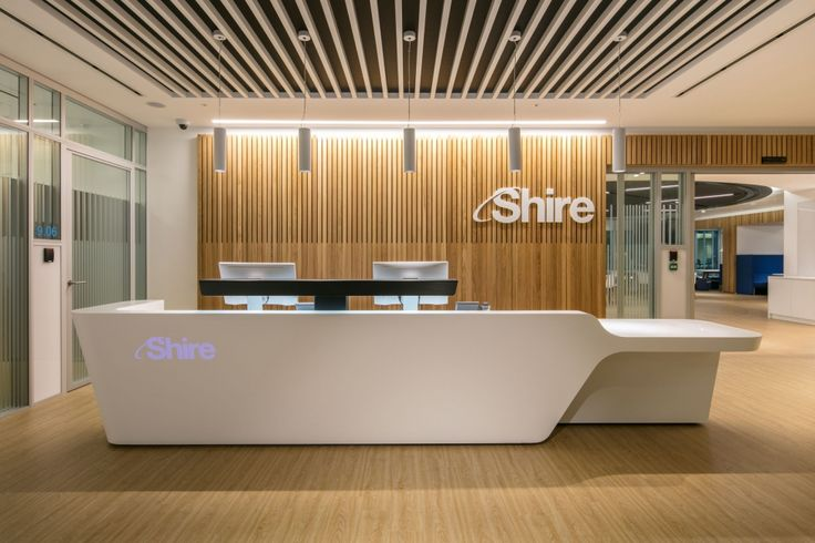 The Shire - Pharmaceuticals (GB) - Project - Delta Light