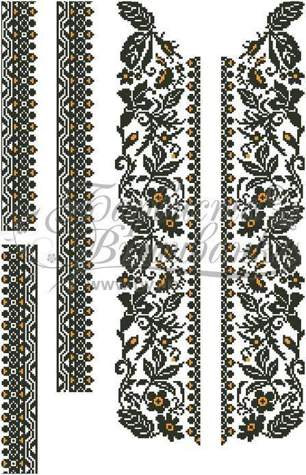 Домотканая белая мужская вышиванка СЧд-028Б  fc104b976b872
