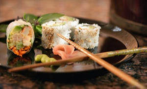 Groupon - $15 for $30 Worth of Asian Fusion Cuisine at Wasaki Asian Fusion Sushi & Hibachi in Baton Rouge (South Baton Rouge). Groupon deal price: $15.00