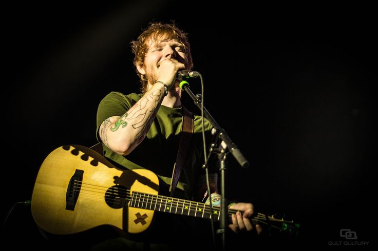 Ed Sheeran in Concert // Warsaw [GALLERY]