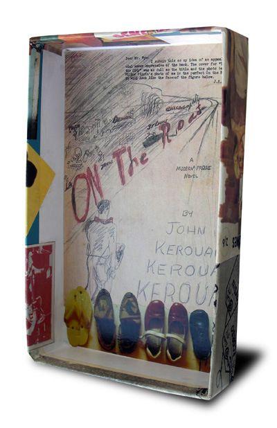 BEAT BOX - paper collage