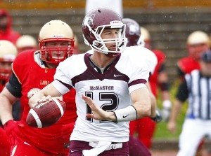 McMaster's Kyle Quinlan nominated for CIS male athlete of the year.