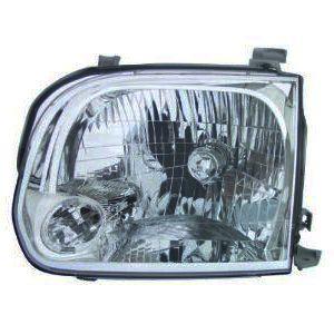 2005-2007 Toyota Sequoia/2005-2006 Toyota Tundra Passenger Side Headlight: HEADLIGHT SEQUIOA… #AutoParts #CarParts #Cars #Automobiles