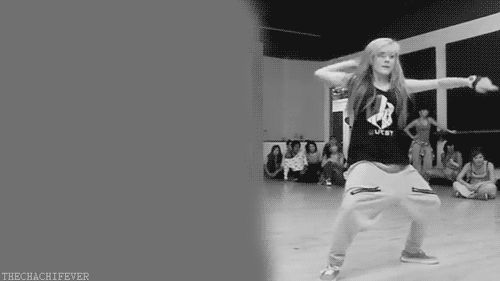 dancing chachi gonzales chachi #gif from #giphy