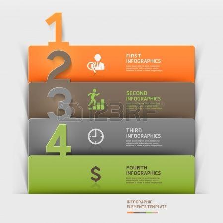 ワークフローのレイアウト、図、ビジネス ステップ オプション、バナー、web デザインの近代的なビジネス infographics 番号紙カット テンプレート イラストを使用ことができます。