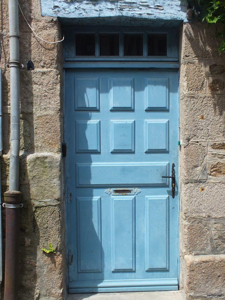 Door, from Dinan, Brittany