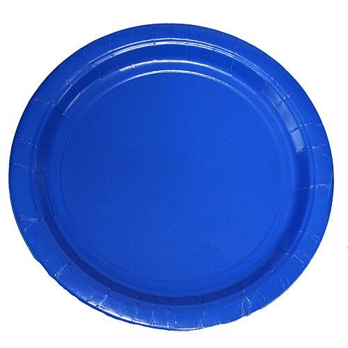 Creative Converting Value Pack Paper Dinner Plates True Blue 75Count * Want to know more, click on the image.