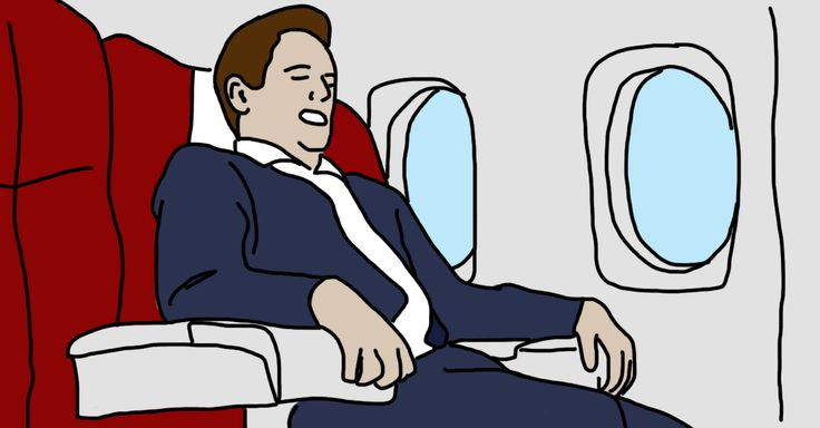 12 Incredibly Easy Ways To Combat Your Fear Of Flying via LittleThings.com