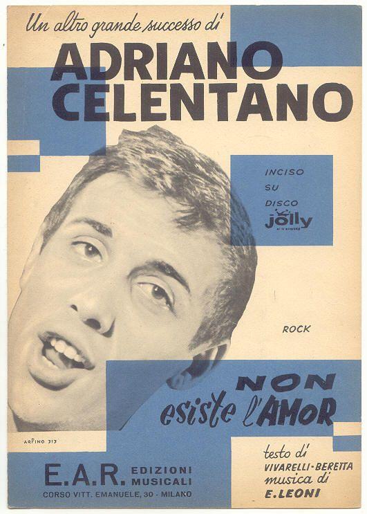 Adriano Celentano (spartito)
