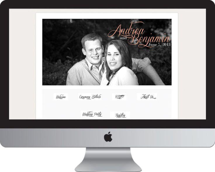 Best Wedding Website Design Ideas On Pinterest Website