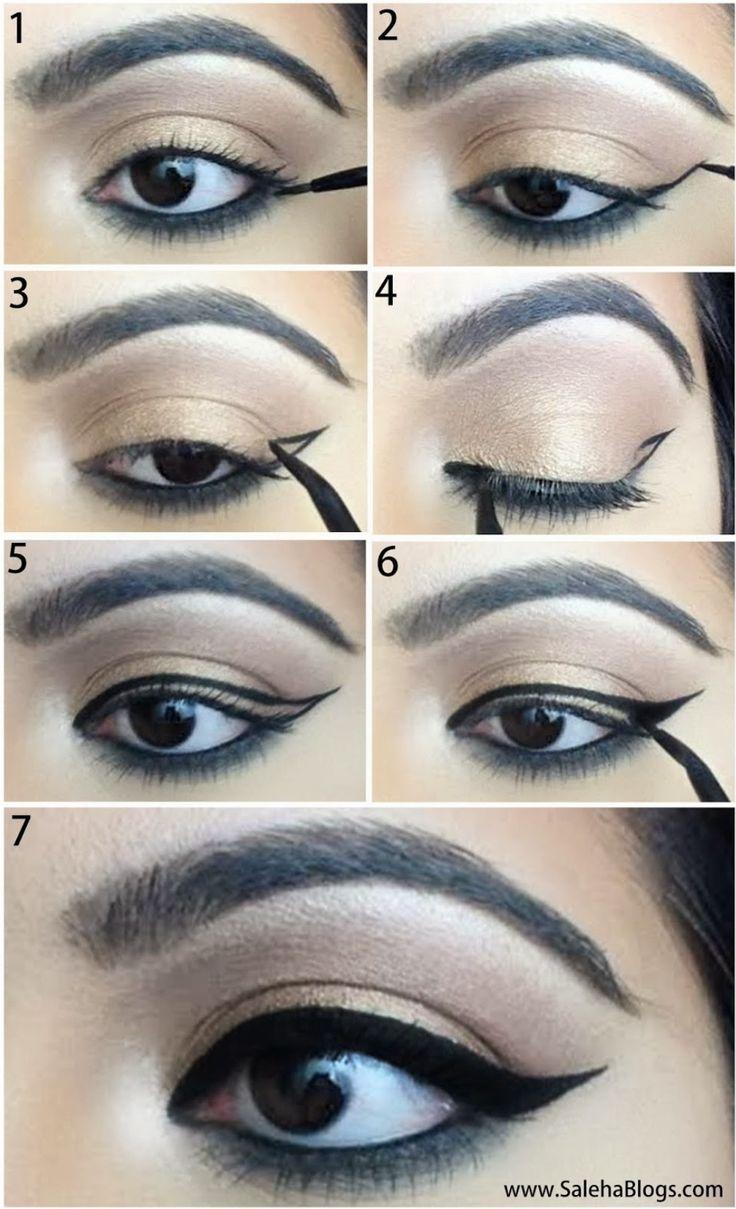 Eyeliner Tutorial: Makeup Looks & Inspiration