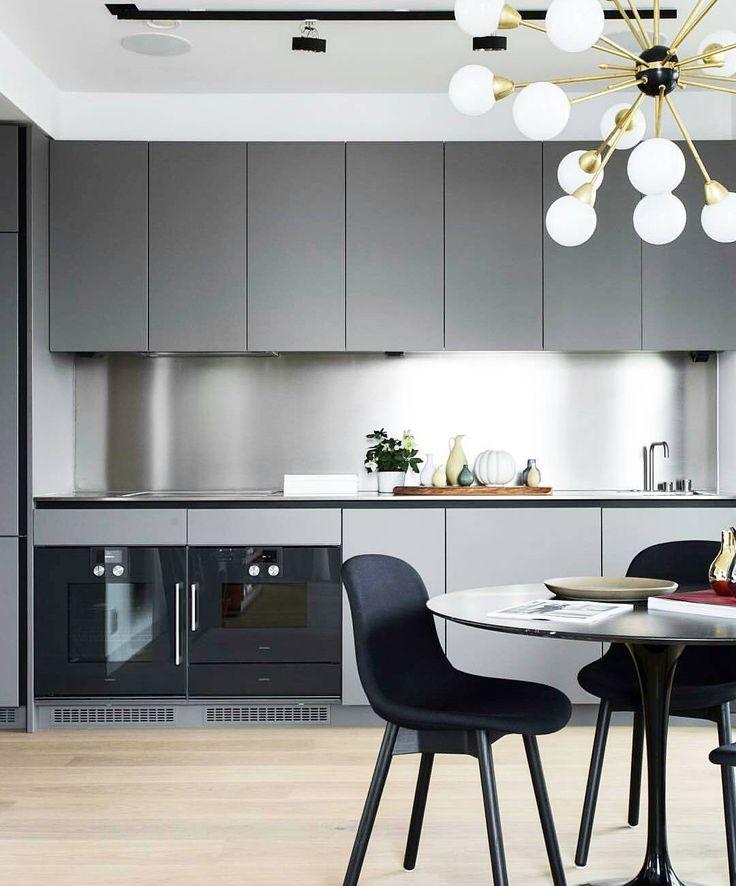 Grey love! Från @eklundstockholmnewyork projekt Continental apartments. Inredd av @mariakangarde och fotad av @inredningsfotografen by interiorbymy