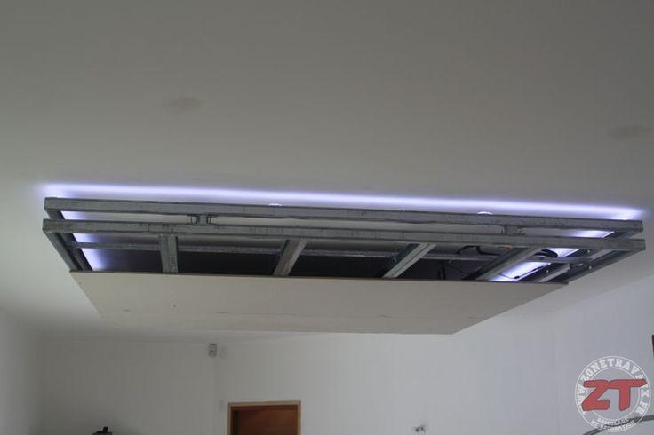 Les 25 meilleures id es concernant led plafond sur for Eclairage led interieur plafond