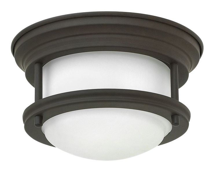 Hinkley Lighting 3308-QF 1 Light LED Convertible Recessed Trim with Frosted Glas Oil Rubbed Bronze Recessed Lights Recessed Trims NULL