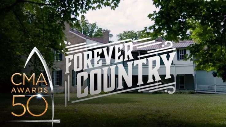 [Talk about a who's who of country music!] Forever Country: Artists of Then, Now, and Forever | CMA