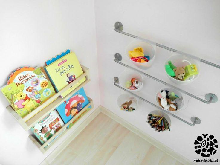 little corner in girls room