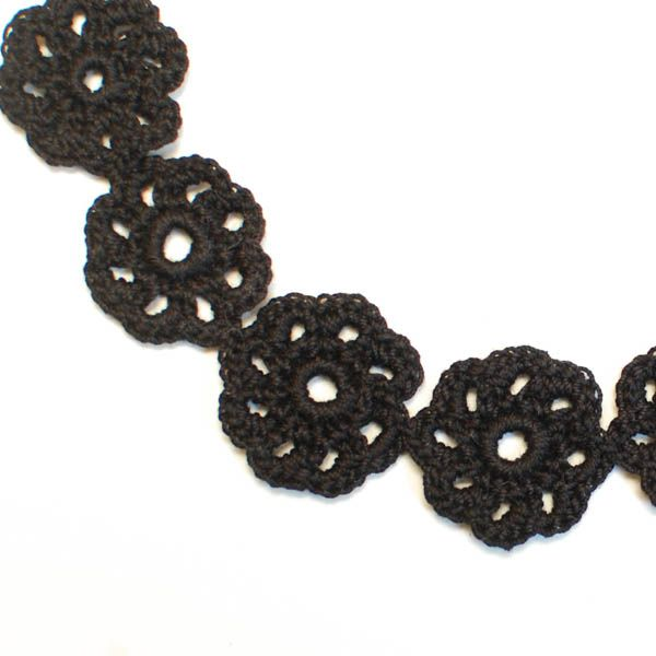 Free Crochet Jewelry Patterns | Petals to PicotsPetals to Picots